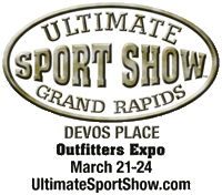 The 68th Annual Ultimate Sport Show Grand Rapids rolls into DeVos Place March 21-24, 2013