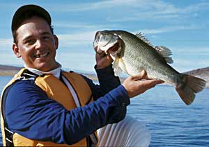 Retired Bassmaster Bobby Murray won the first Bassmaster Classic in 1971 on Lake Mead