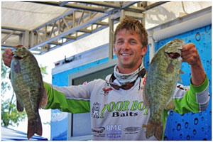 Bassmaster Elite Series Angler Chad Pipkens joins Perfect Outdoor Products Troll Perfect Pro Staff