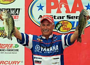 Yamaha pro Dave Mansue of Texas has been elected PAA president by the board of directors