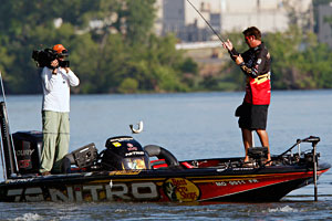 2011 Bassmaster Classic Champion and Angler of the Year Kevin VanDam tells Men's Health readers how to catch a big bass like he does