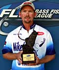 Boater Mike Trombly of Perrysburg, Ohio won the September 18-19 BFL Michigan Division super tournament on the Detroit River to earn $6,540