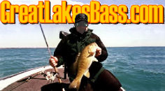 GreatLakesBass.com - Extensive bass fishing home page specializing in Great Lakes, Michigan, Indiana, Ohio, Wisconsin, Minnesota and Ontario bass fishing techniques, news, issues, conservation, bass fishing reports, bass biology, tournament strategy, bass fishing lure and fishing tackle, bass fishing forum and fishing message board, logistics and safety, and product information.