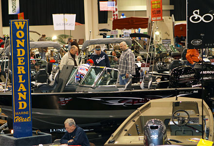 With a 100,000 square-foot expansion completed at Suburban Collection Showplace, this year's Outdoorama will feature more hunting and fishing gear, boats, marine accessories and more!