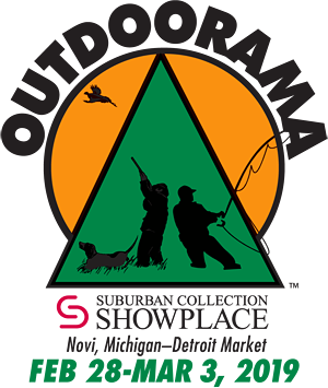 Outdoorama 2019 runs February 28 through March 3 in Novi at Suburban Collection Showplace