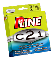 P-Line C21 Copolymer Fishing Line - Clear - 17 lb.