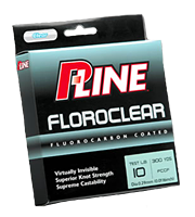 P-Line Floroclear Fishing Line - 600 Yards