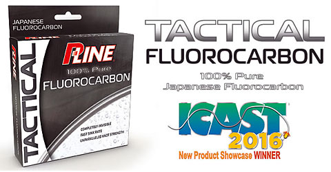 P-Line Tactical 100% Pure Fluorocarbon