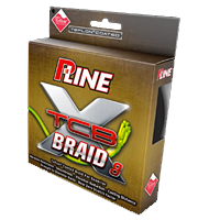 P-Line XTCB 8 High Visibility Yellow braided Spectra fishing line uses 8 strands of fiber during the braiding process making it tight and compact with an ultra smooth finish.