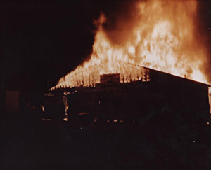 On May 4, 1971 a major fire destroyed most of the Ranger Boats factory complex
