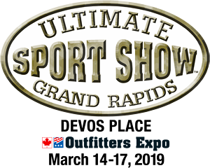 The 2019 74th annual Ultimate Sport Show Grand Rapids runs March 14 through March 17 at DeVos Place