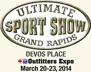 The 2014 Ultimate Sport Show Grand Rapids returns for its 69th year with over 120 hours of seminars March 20 through 23 at DeVos Place