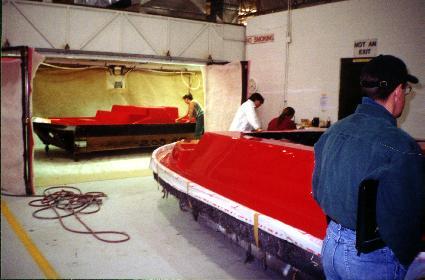 Ranger deck molds rangerboats.com