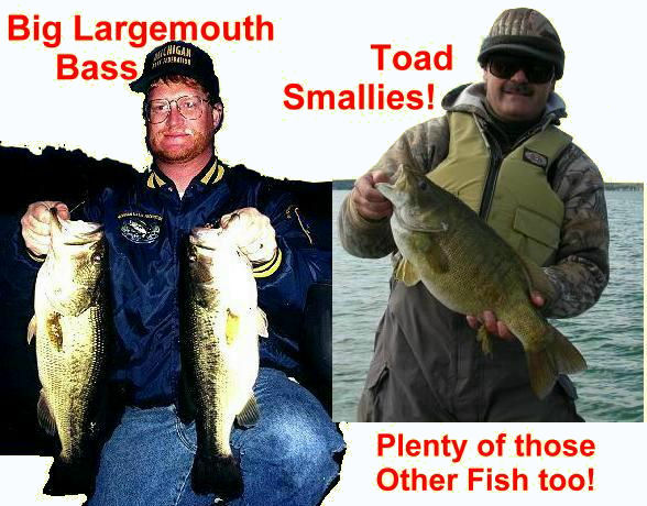 GreatLakesBass.com Bass Fishing Pictures