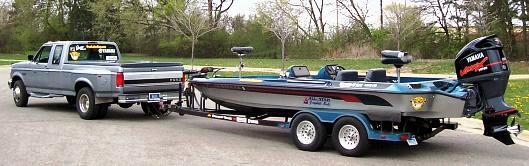 Dan's Ranger Boats 1993 492VS Comanche with Yamaha VMax HPDI 225 HP Outboard