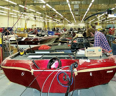 Building A Quality Bass Boat Page 3