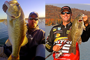 Both Mark Zona and Kevin VanDam return Friday, January 11 to the 2019 Ultimate Fishing Show-Detroit