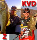 Zona and Kevin VanDam headline the 2019 Ultimate Fishing Show Detroit on January 11
